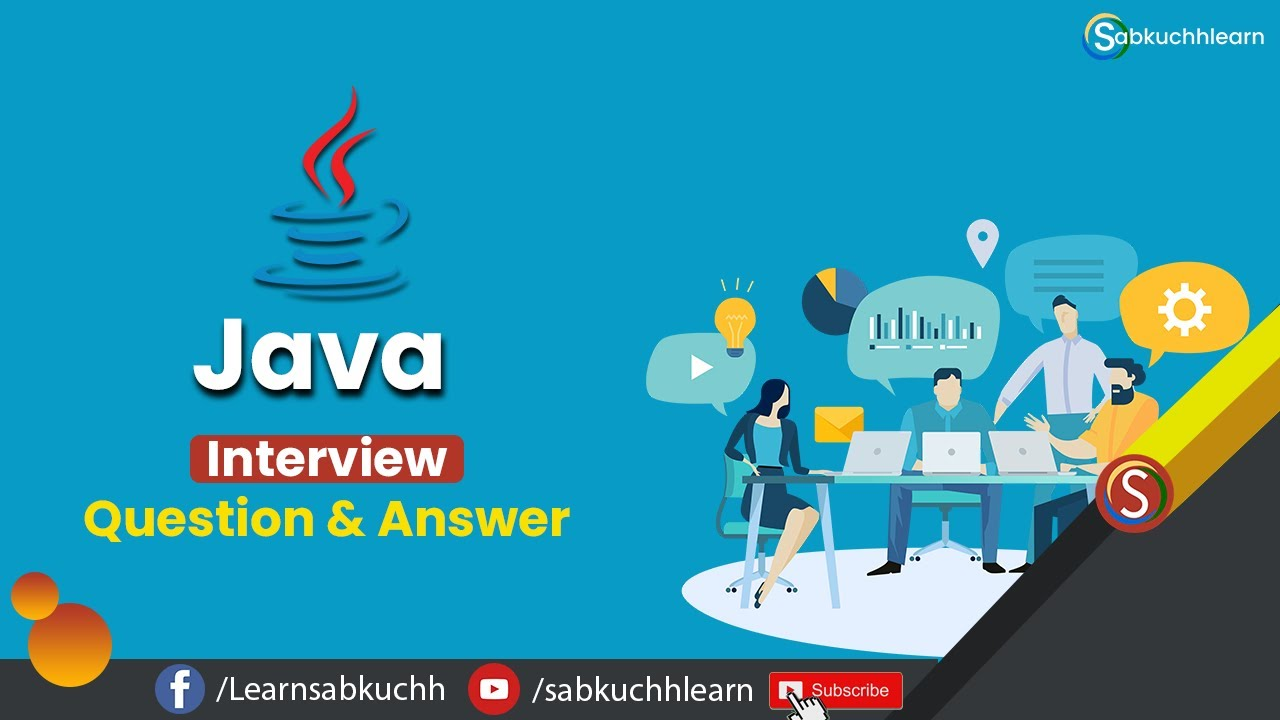 java interview questions for experienced person