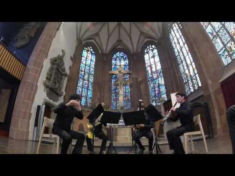 """Quartetto Falstaff - Rondò from """"1° Sonata a quattro"""" - G. Rossini"""