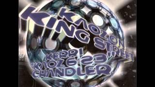 "Kerri ""Kaoz 6:23"" Chandler -- Mix The Vibe: Kaoz On King Street"