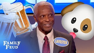 This is why drunk guys are like dogs... | Family Feud