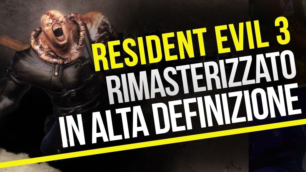Aspettando Resident Evil 3 Remake: ecco il video della