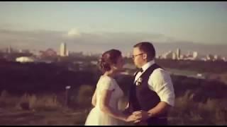 Креативная свадьба в ресторане с панорамным видом Среда в Москве