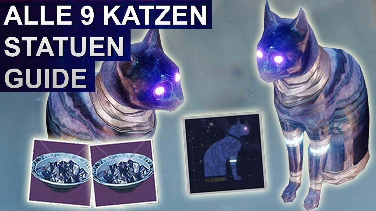 Destiny 2 Katzen