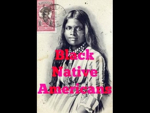 Most U.S Blacks are Native American - Indigenous People