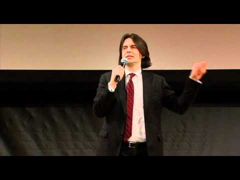 TEDxEast - James Smith - Comedian