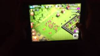 AA Plays Clash Of Clans