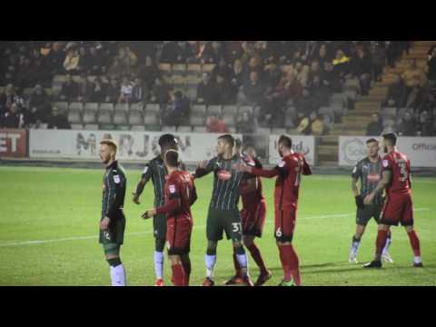 Matchday Moments With Visit Plymouth - Argyle v Leyton Orient