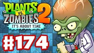 plants vs zombies 2 it s about time gameplay walkthrough part 174 dr zomboss returns ios