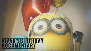 Videography Documentary: 2 Birthdays in 1