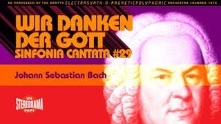 A tribute to Wendy Carlos. Sinfonia To Cantata #29, J.S. Bach.