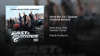 Here We Go / Quasar (Hybrid Remix)