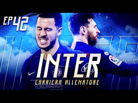 UN EPISODIO PAZZESCO!! IL PRIMO DELL'ANNO!! CARRIERA ALLENATORE INTER EP.42 FIFA19