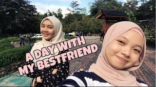 EVLOG 3# - A DAY WITH MY BESTFRIEND | Erra Ch'ng