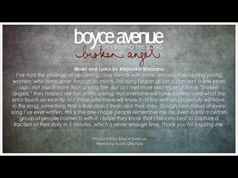 Boyce Avenue - Broken Angel  (Story Behind The Song) on iTunes