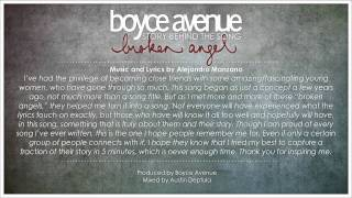 Boyce Avenue - Broken Angel  (Story Behind The Song) on iTunes
