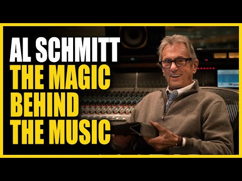 Al Schmitt: The Most Successful Engineer of All Time - Warren Huart: Produce Like A Pro