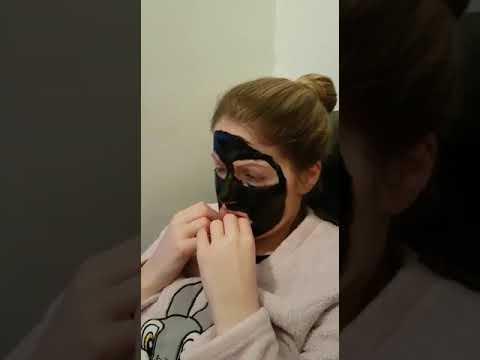 Black mask fun