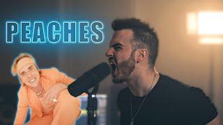 Justin Bieber - Peaches ft. Daniel Caesar, Giveon (Rock Cover by Serch Music)