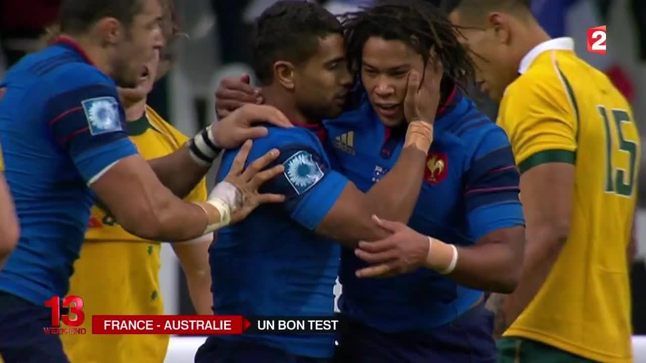 france-australie   le r u00e9sum u00e9 du match