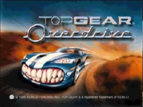 Top Gear Overdrive Soundtrack - Threshold HQ