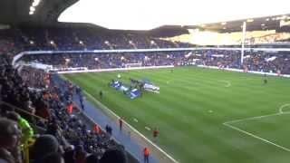 Tottenham 0 - 0 Crystal Palace 2014 | PalaceFanTV