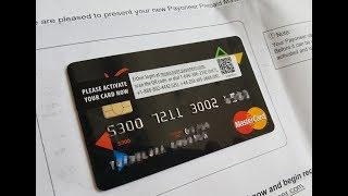 Payoneer Украина и Россия - регистрация и получение платежной карты