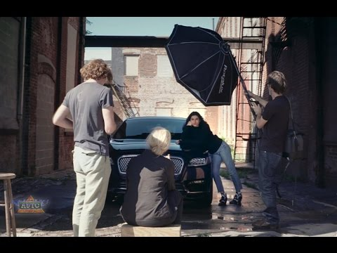 Annie Leibovitz Shoots Unconventional Lincoln Continental Campaign