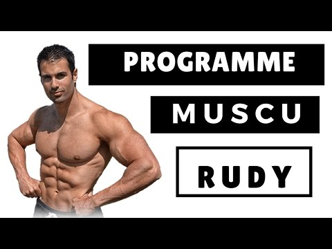 Programme Musculation ft Rudy Coia - Episode 02 - SOStyle
