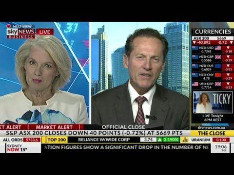 XM.COM - Peter McGuire Sky News Business TV - 29/08/2017