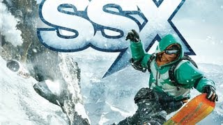 CGRundertow SSX for Xbox 360 Video Game Review