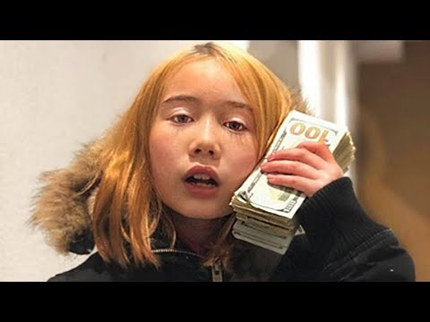 9-Year-Old Rapper Lil Tay Gets Her Mom Fired | Hollywoodlife