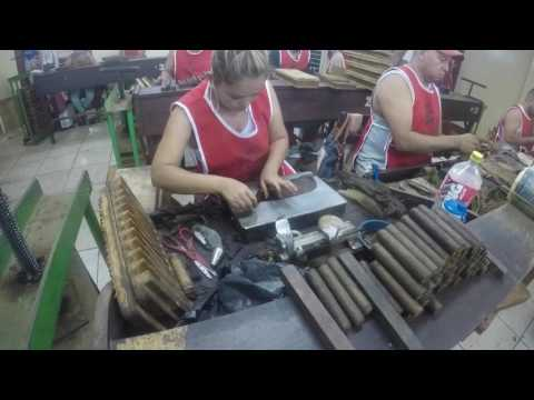 Gurkha Cigar Factory