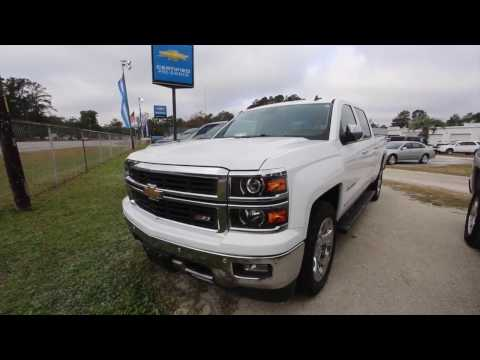 2014 Chevrolet Silverado Crew Cap - Condition Report and For Sale Review at Marchant Chevy