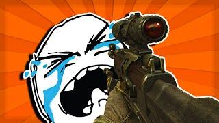 Black Ops 2 Spawn Trap Trolling #4