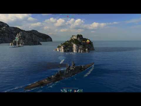 World of Warships, Gneisenau