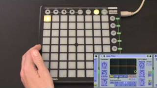 Novation // Launchpad Tutorial: Part 4 — User Modes (English) thumbnail