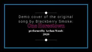 One horsetown
