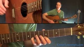Annie's Song Guitar Lesson - John Denver