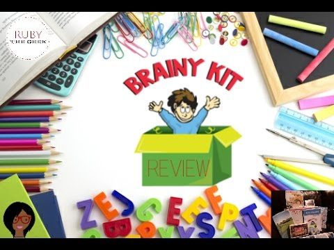BrainyBox Review | Transportation Brainy Kit | GetBrainyBox.com