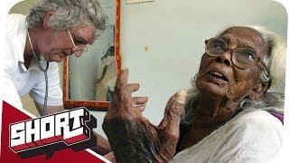 Krankenversicherung für die Ärmsten in Indien!