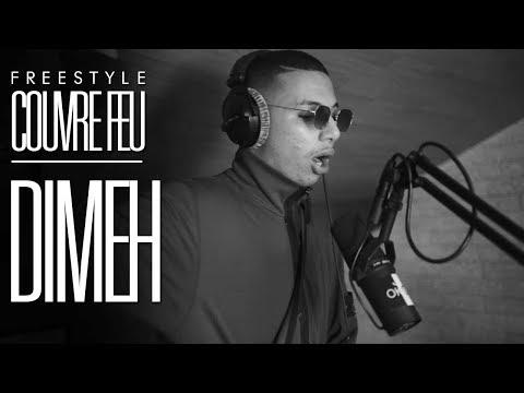 DIMEH - Freestyle COUVRE FEU sur OKLM Radio