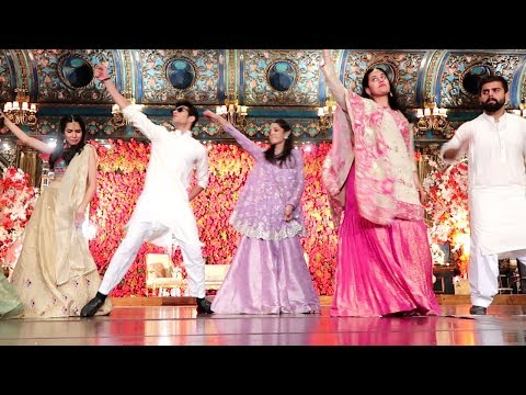 Dil Chori Sada Ho Gaya | Wedding Dance