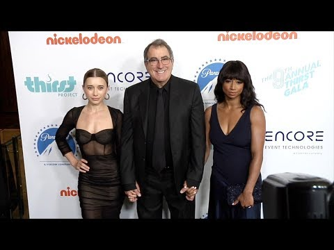 Olesya Rulin, Kenny Ortega, Monique Coleman 9th Annual Thirst Gala Event