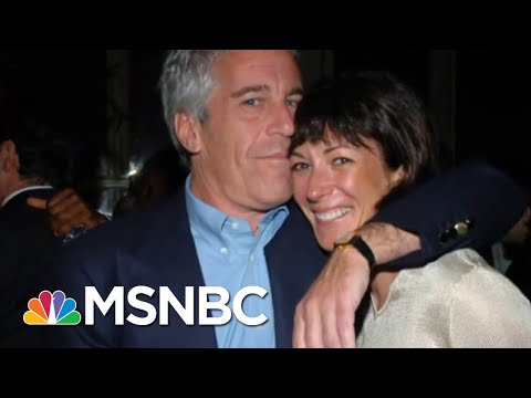 Epstein's Confidant Ghislaine Maxwell Charged In Sex Abuse Probe | All In | MSNBC