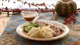 Gravy Recipes - How To Make Turkey Gravy