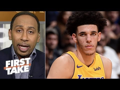 Thumbnail: Stephen A. Smith: Lonzo Ball is 'starting to scare me' | First Take | ESPN