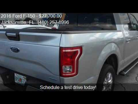2016 Ford F-150  for sale in Jacksonville, FL 32211 at CarLi
