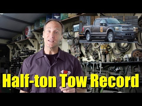 New Towing Record! - Ford F150