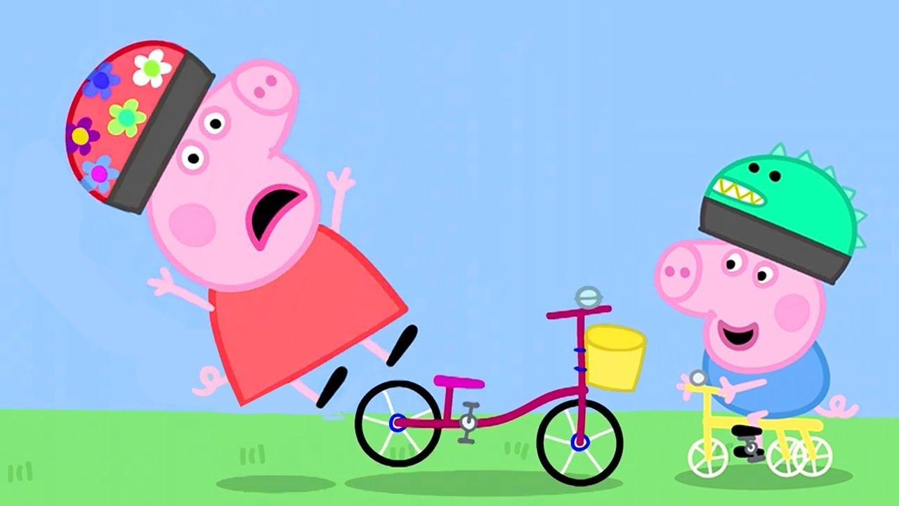 Peppa Pig Italiano | Oh no, Peppa!  - Collezione Italiano - Cartoni Animati