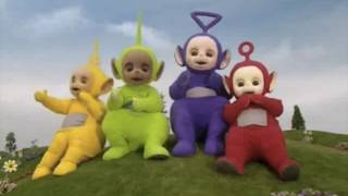 Happy 20th Anniversary Teletubbies